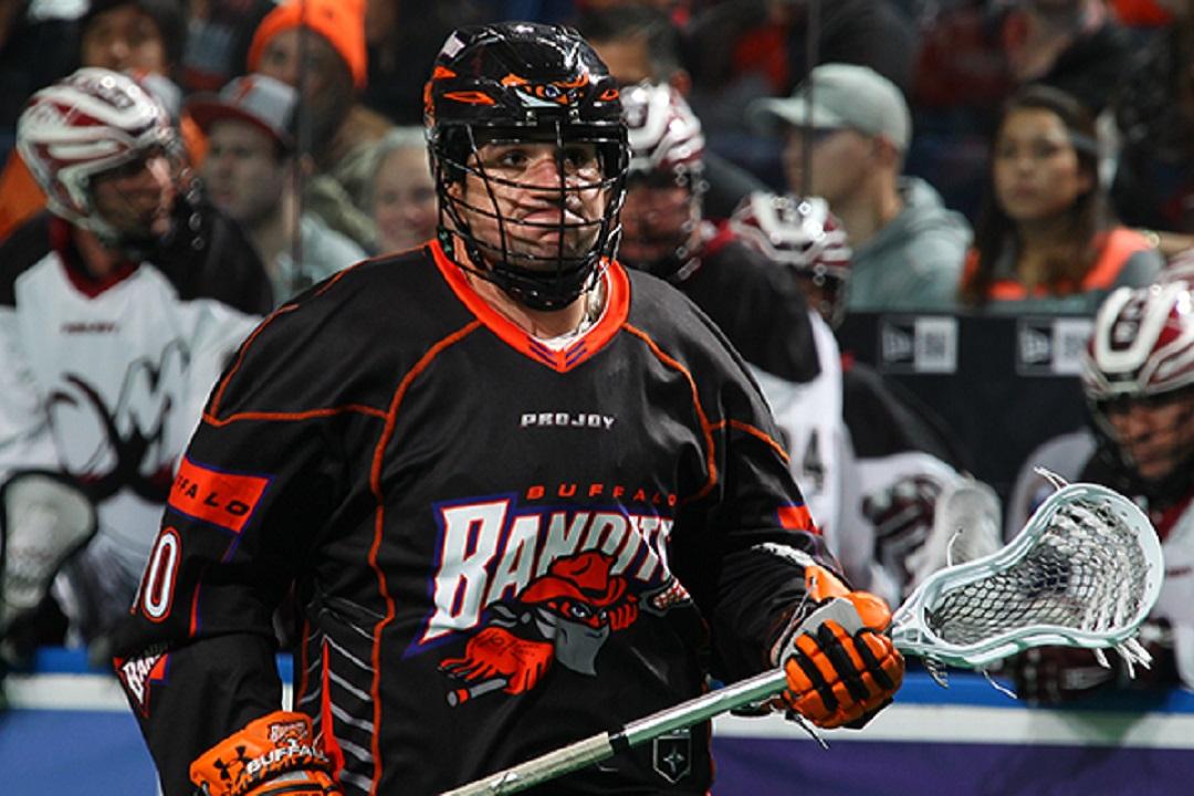 MLL Goalie Blaze Riorden Steps Up as Bandits Forward | USA Lacrosse Magazine