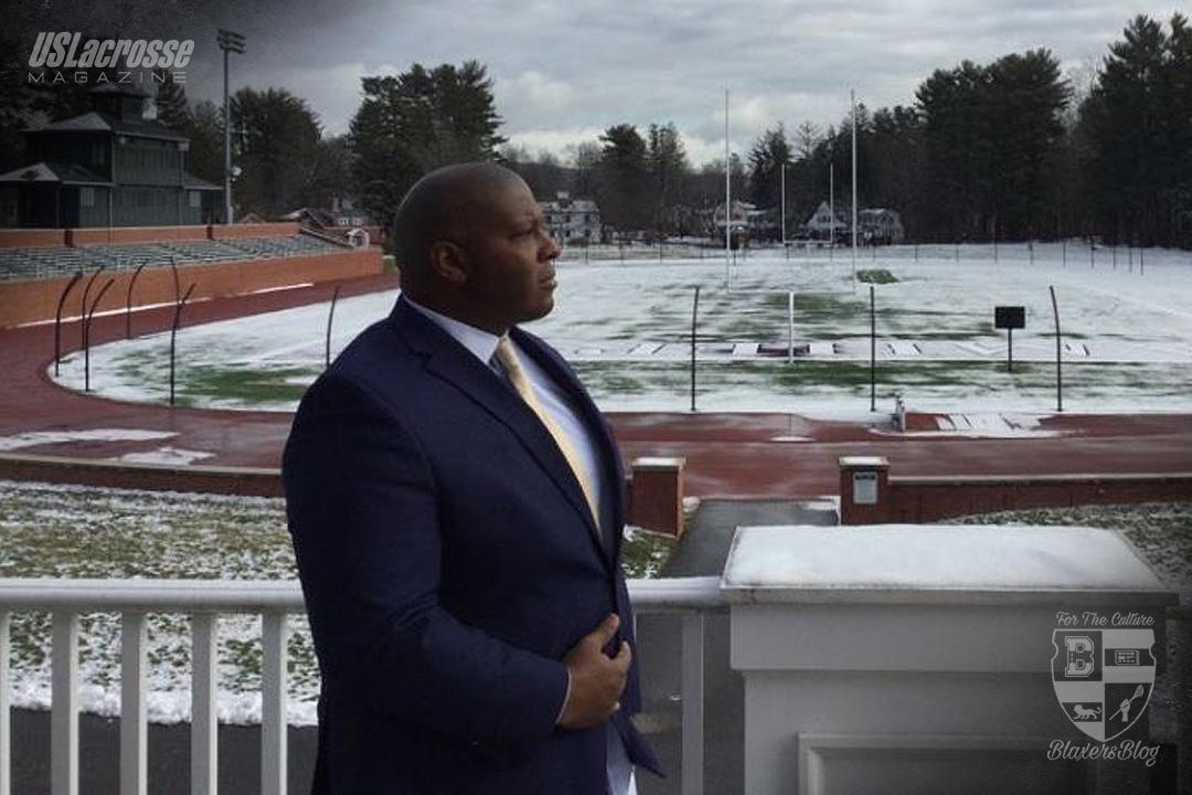 Blaxers Blog: Rashad Devoe Seeks to Groom Agents of Change | USA Lacrosse  Magazine